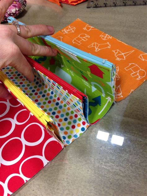 vinyl pouch pattern 64 best sew bag together tutorial images on pinterest