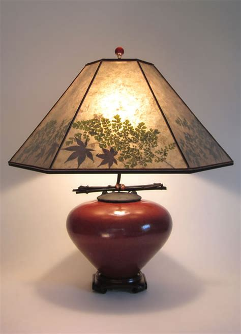 Large Table Lamp Shades by Asian Lamps And Lighting Amp Asian Lamp Shades Archives