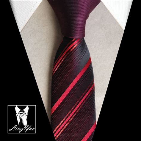 Diagonal Tie Knot - aliexpress buy unique designer tie gentlemen fashion