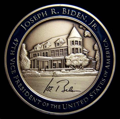 how challenge coins tie in with presidents day