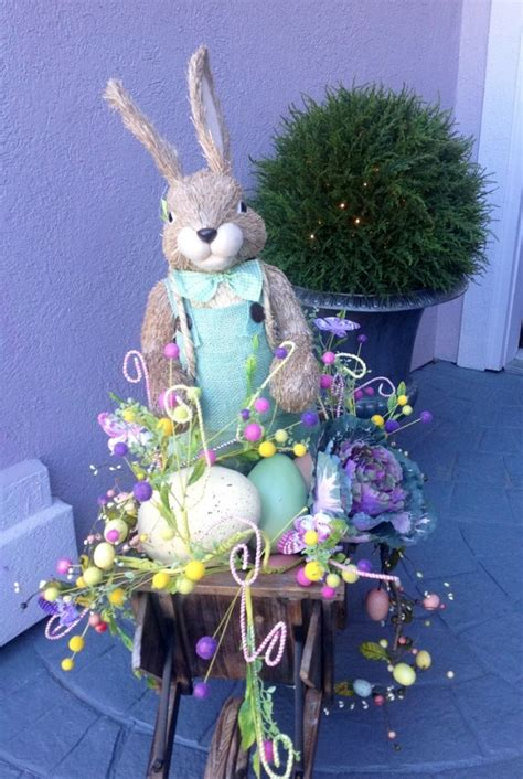 Bunny Decorations by 32 Creative Easter Bunny Decoration Inspirations