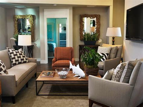 hgtv living rooms contemporary