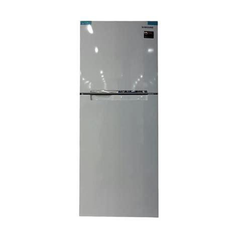 Kulkas 2 Pintu Watt Rendah jual samsung rt20farwdww kulkas putih 2 pintu khusus
