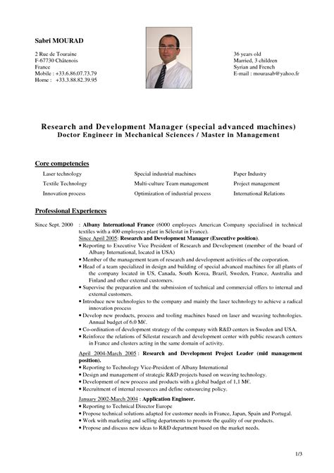Best Resume Doc by Cv Template Research Http Webdesign14 Com
