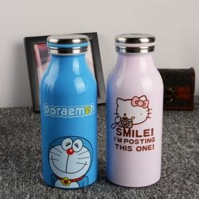 Botol Minum Model Wood 500ml botol minum stainless steel hello 350ml model b pink jakartanotebook