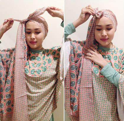 tutorial hijab bella di iklan sunsilk tutorial hijab unik ala si cantik ninda juara 2 sunsilk