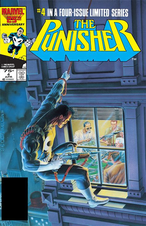 libro the punisher volume 1 punisher vol 1 4 marvel database fandom powered by wikia