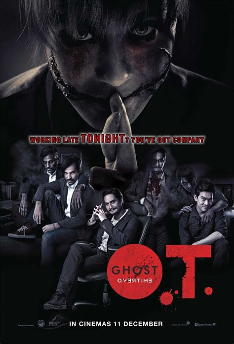 film thailand ghost o t ghost overtime 加班遇到鬼 movie review