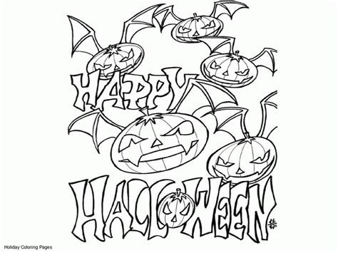 halloween coloring pages printable happy 520769 171 coloring