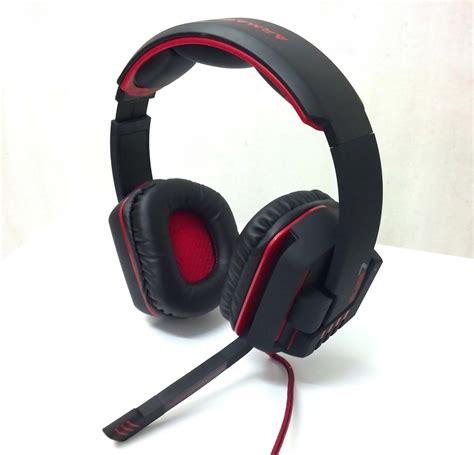 Headset Gaming Armaggeddon Fuze 7 armaggeddon fuze 7 scarlet soviets headset review