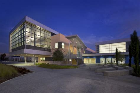 middle college high school achieves leed gold higher