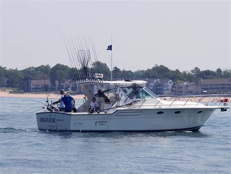 charter boat fishing michigan city in 302 found
