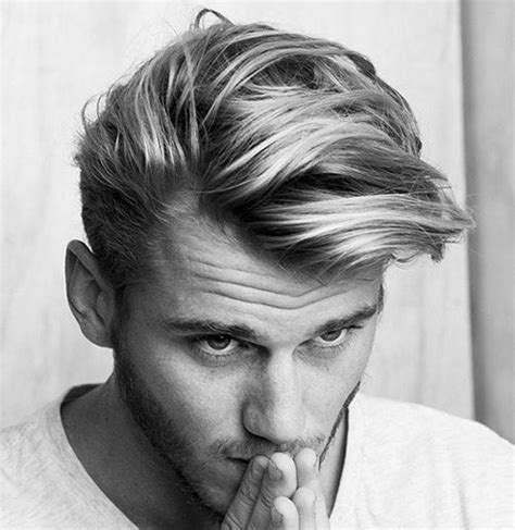 hairstyles medium hair male 43 medium length hairstyles for men men s hairstyles
