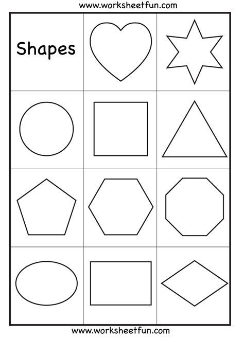 6 best images of basic shapes printables basic geometric