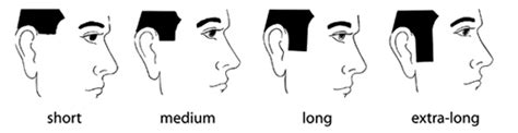 different sideburn styles image gallery sideburns styles