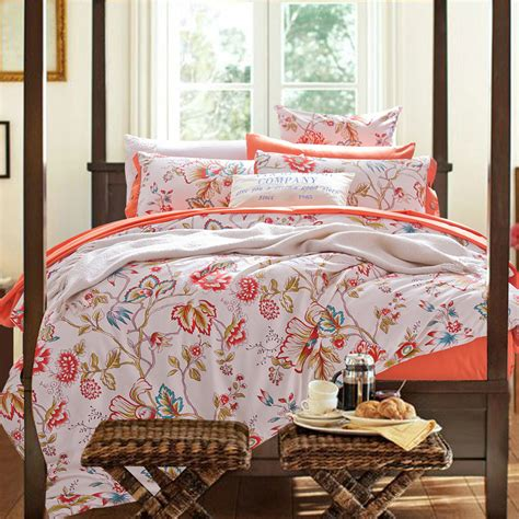 Hot Sale 100 Cotton Luxury Four Pieces Bedding Sets High High Bedding Set