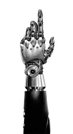 robot hand | things i wanna draw | Pinterest | Robot hand