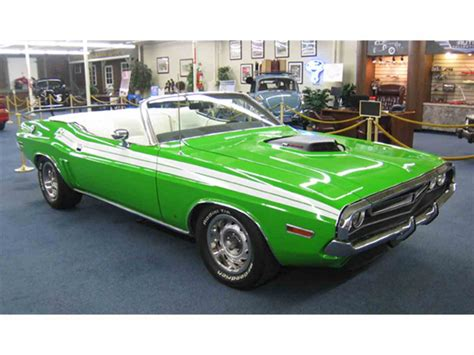71 challenger for sale 1971 dodge challenger for sale classiccars cc 966403