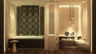 Bathroom Style Luxurious Bathrooms With Stunning Design Details