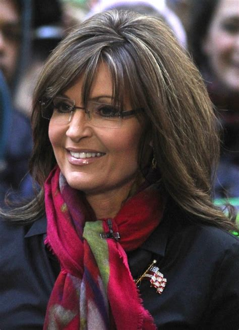 sarah palin new hairstyle who said sarah palin was yesterday s news in politics