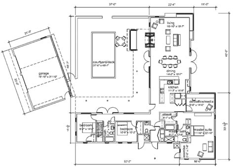 2 bedroom l shaped house plans inspirational 2 bedroom l shaped house plans new home