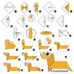 How To Make Paper Duck Step By Step - search photos by tofang