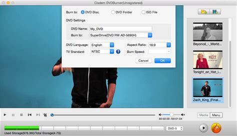 dvd format burner official cisdem dvd burner for mac best dvd burning