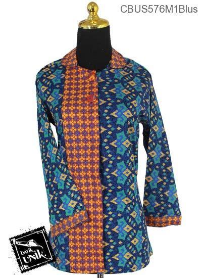 Baju Batik Kumbang sarimbit blus motif rang rang kumbang tumpal blus