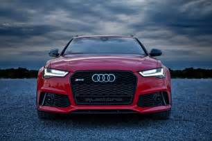 Total Audi Performance 2017 Audi Rs6 Performance The Luxury Of Speed