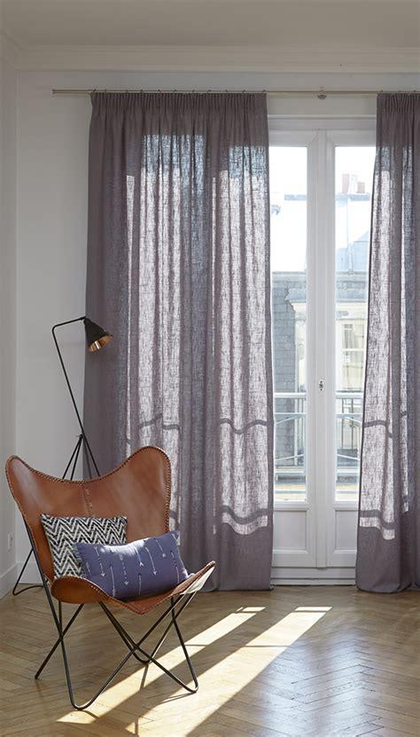 schlafzimmer vorhang ideen gardine bellevue mit kr 228 uselband 1 st 252 ck in 2019