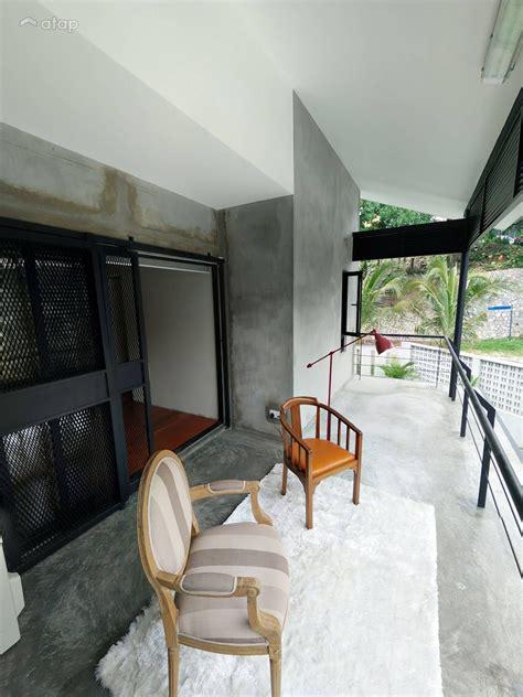 industrial balcony terrace design ideas  malaysia