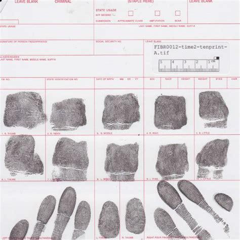 fingerprint template for product details bam atf fingerprint cards fd 258 fee