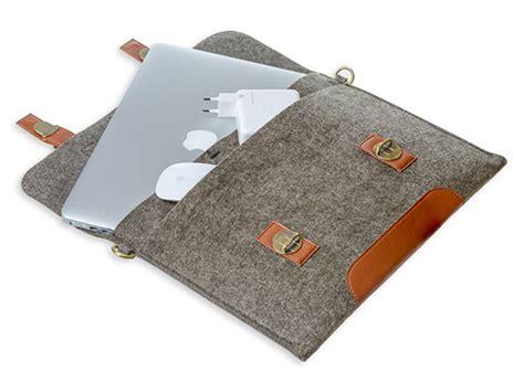 Tas Macbook 13 Inchi A9 gecko vilten tas voor macbook 13 inch kloegcom nl
