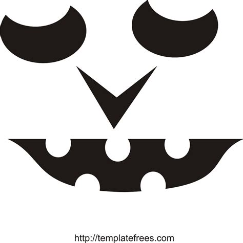 Halloween Pumpkin Stencils Free Printable Festival Collections Free Stencil Templates