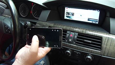Android E60 by Bmw E60 E90 F10 F01 Samsung S5 Android Mirroring Telefon A Kijelzőn Iphone Air Play Www
