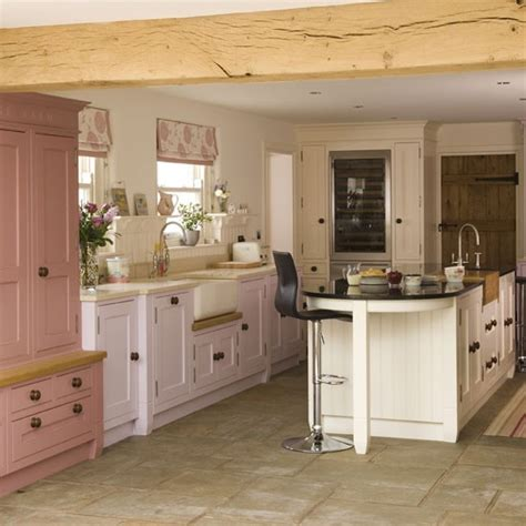 pastel kitchen ideas rustic pastel kitchen kitchen design decorating ideas housetohome co uk