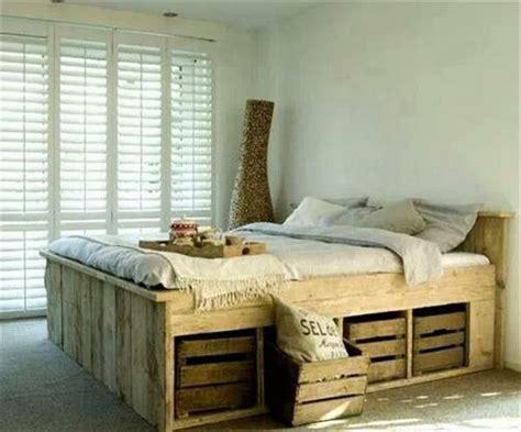 Bett Selbst Bauen Holz by Gro 223 Artig Bett Aus Holz Selber Bauen Massivholz Diy
