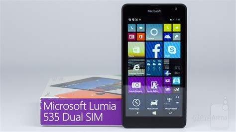 Review Microsoft Lumia 535 microsoft lumia 535 review