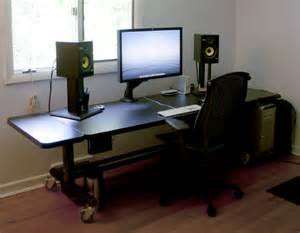 Gaming Desk Setup Ideas by Gaming Desk Setup Home Furniture Design