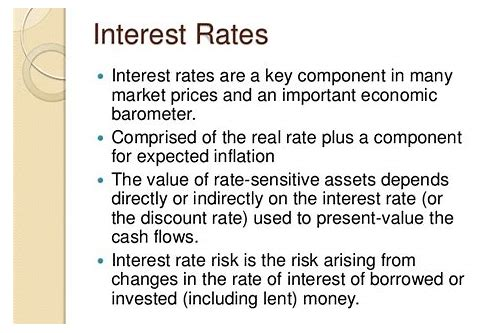 coupon rate interest rate risk