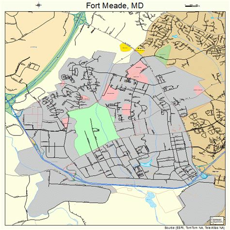 maryland map fort meade area code map maryland area wiring diagram and circuit