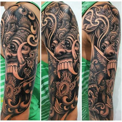 bali mask tattoo design 208 best tattoo images on pinterest comic tattoo design