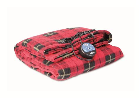 blanket for car comfy cruise car truck cing 12v heated travel blanket plaid free shipping ebay