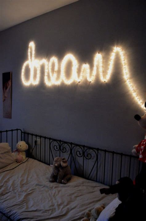 bedroom lights string how to use string lights for your bedroom 32 ideas digsdigs