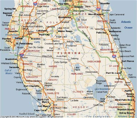 central florida cities in central florida map search engine at search