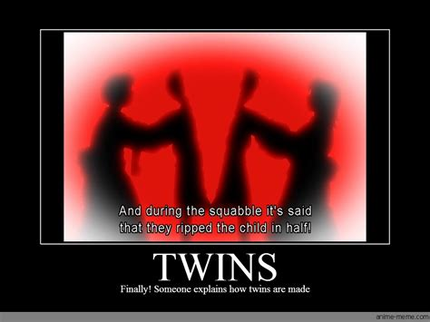 Twin Birthday Meme - twin birthday meme