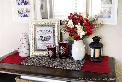 january decorations home engaging diy christmas centerpieces design with clear