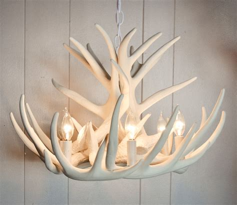 How To Make A Deer Horn Chandelier Antler Light Fixtures Home Lighting Design Ideas