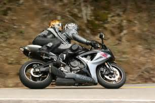 Most Comfortable Sport Bike by Most Comfortable Sport Bike For A Passenger Suzuki Gsx