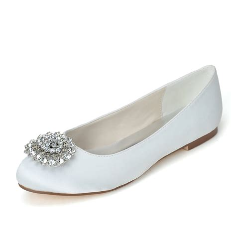 homecoming shoes flats fashion rhinestone brooch s flats